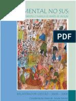Relatório Gestão 2003-2006