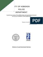 DLGS Police Audit Hoboken NJ 2010