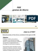 Programas FIDE 2016