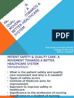 quality care movement presentation