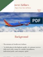 southwest airlines mkt 3320 pdf
