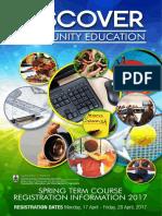7422 CEDP Spring Class 2017_Brochure_Web