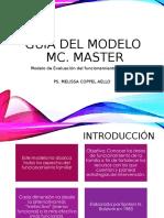 Modelo Mcmaster