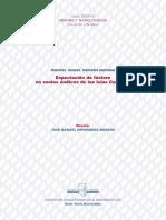 Especiacion de Fosforo en Suelos Andicos de Las Islas Vanarias