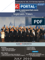 Aspirants Times Magazine Vol16