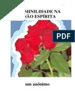 A Feminilidade na Visao Espirita (Luiz Guilherme Marques).pdf