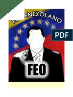 El Venezolano Feo. 2 Ed. Ampliada.3