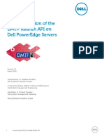 Dell PowerEdge Redfish API Overview
