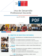 PPT Sistema de Desarrollo Profesional Docentejuniojulio.ppt