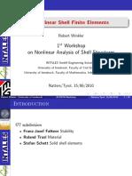 04-Nonlinear Shell Finite Elements Winkler