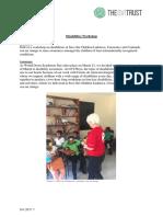 GVI Playa Del Carmen Monthly Achievement Report March 2017