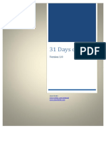 eBook 31 Days of SSIS