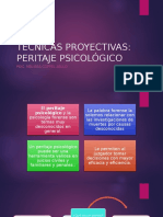 PERITAJES PSICOLOGICOS
