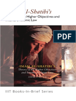 Books-In-brief Imam Al-shatibis Theory of the Higher Objectives and Intents of Islamic Law