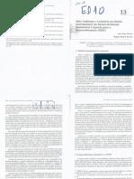 Ed 10 - Meio Ambiente e Comercio No Direito