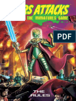 Mars Attacks - The Game