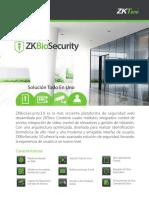 Software Nuevo ACCESO Biosecurity 3.0