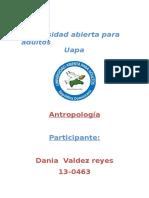 Antropologia Unidad 3