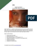 AVP6 Manual