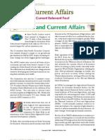 Current Affairs dec(2009)  to june(2010)