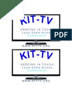 kit tv post