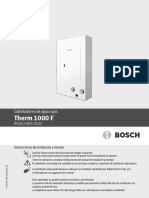 Manual de Usuario Therm 1000F 10L y 12L CO