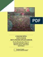 Cognicion Estudios Multidisciplinarios