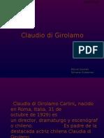 Claudio Di Girolamo