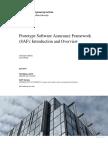 Prototype Software Assurance Framework (SAF)