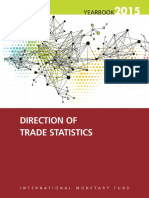 IMF 2015 - Direction of Trade Statistics