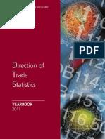 IMF 2011 - Direction of Trade Statistics