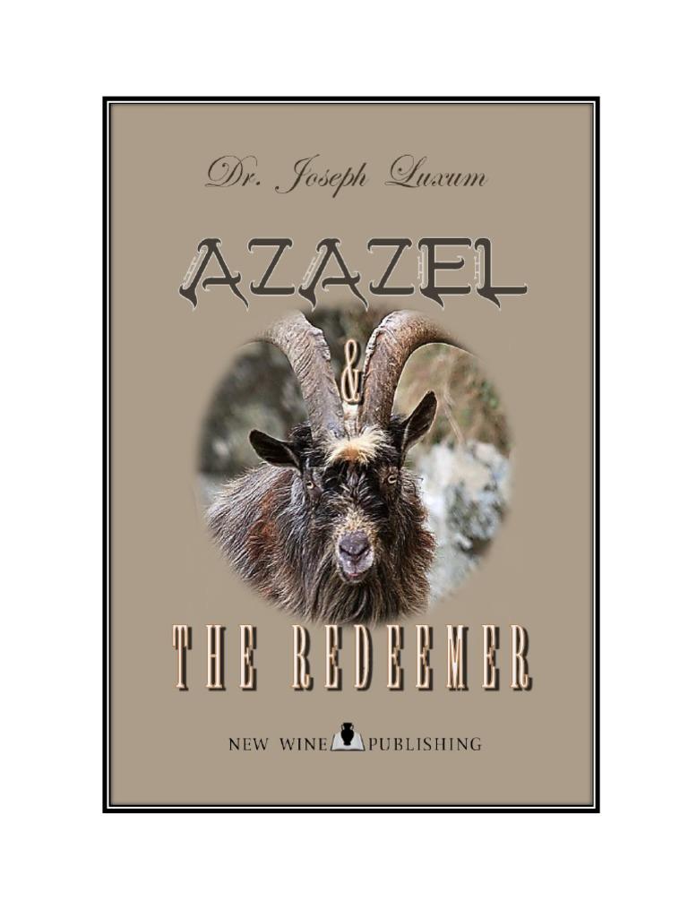 the book of azazel pdf