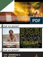 Jesus NO ES Miguel