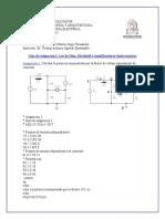Guia de Asignacion Uno_Solucion. Ley de Ohm, Kirchhoff y Amplificadores Operacionales