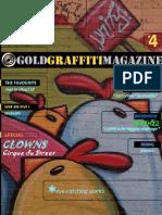 GOLD Graffiti Magazine, No. 4