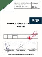 Izaje de Carga