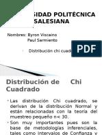 Distribucion Chi
