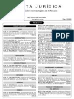 Reglamento Tecnico Productos Organicos PERU