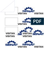 Logo Senati