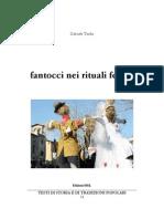 G. Tardio, Fantocci nei rituali festivi