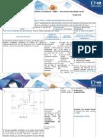 Guía de actividades y rúbrica de evaluación - Fase 2 - Diseñar la etapa reguladora de voltaje