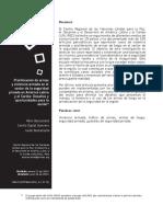 Proliferación de Armas y Violencia en América Latina y El Caribe
