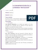 RESUMEN DE LA OBRA MATALACHE DE ENRIQUE LOPEZ ALBUJAR.docx