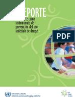 Handbook Sport Spanish