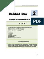 UnidadDos HTML