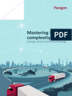 Mastering Logistics Complexity Whitepaper Sep16