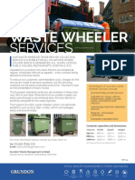 Waste Wheeler Leaflet 14 EWE
