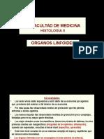 Histología II Organos Linfoides