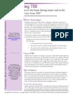 TBI Understanding TBI Part 1