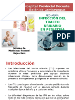 INFECCIONES URINARIAS EN PEDIATRIA